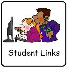 Student Log in Page on website